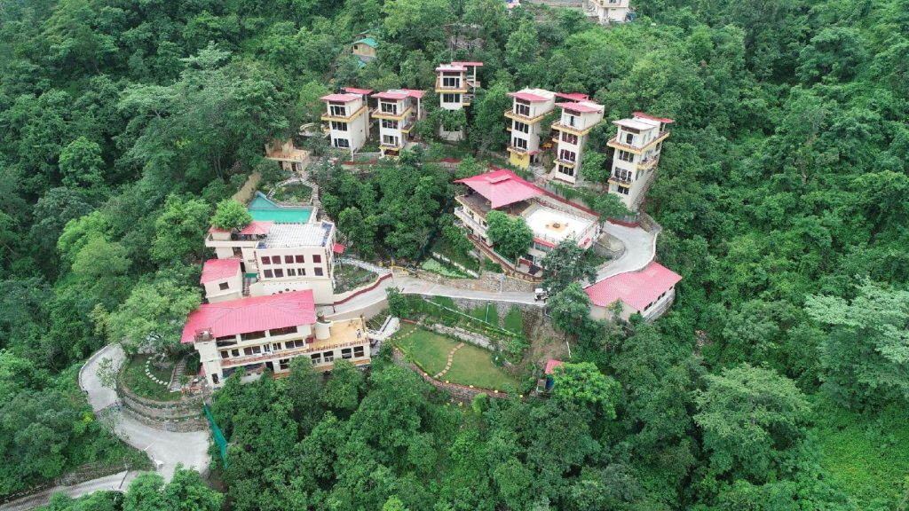 Veda5 Luxury Ayurveda & Yoga Retreat in Rishikesh, INDIA