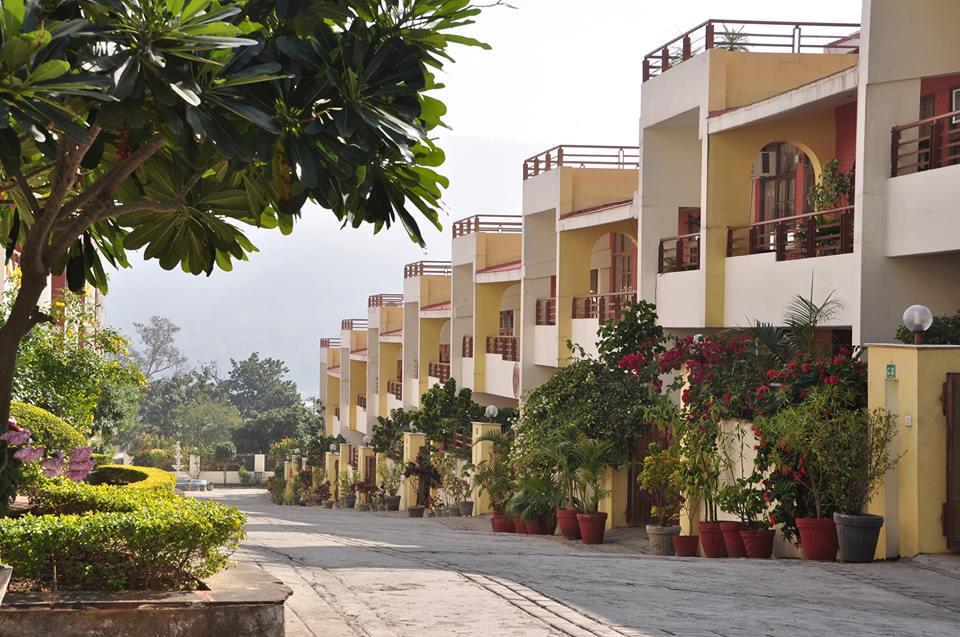 AYURVEDA BHAVAN, RISHIKESH, INDIA