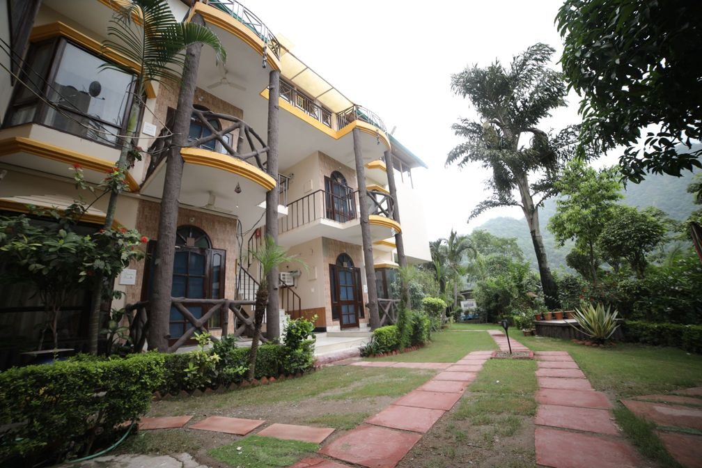 Veda5 Wellness Ayurveda & Yoga Retreat in Rishikesh, INDIA