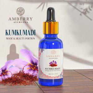 Amberry Ayurveda Kumkumadi Tailam Magical Beauty Ayurvedic Face Serum for Skin Care Ayurveda Yoga World 1