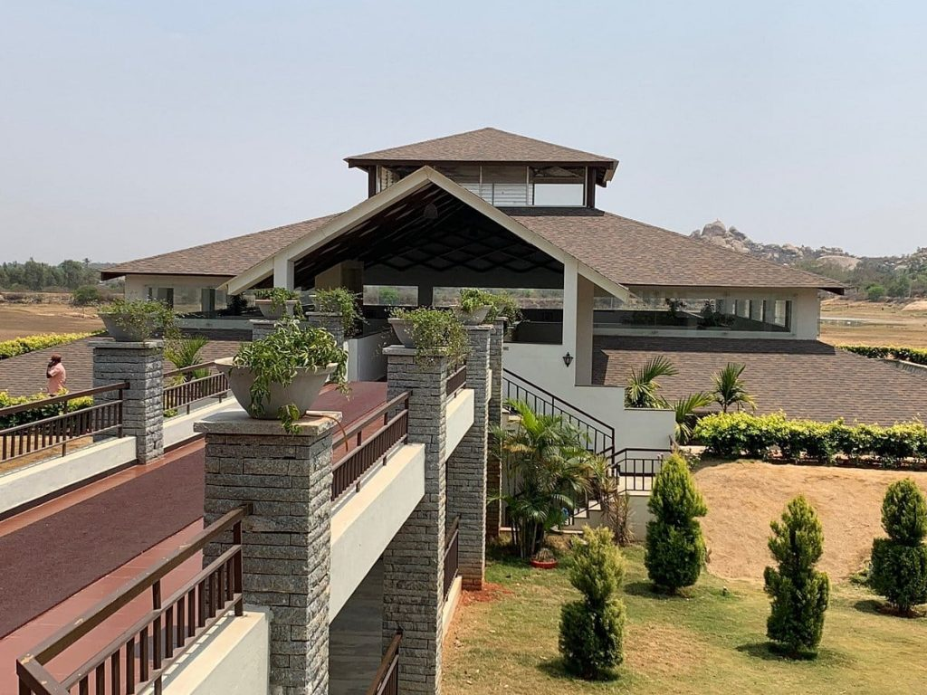 Shathayu Ayurveda Yoga Retreat, Karnataka, INDIA